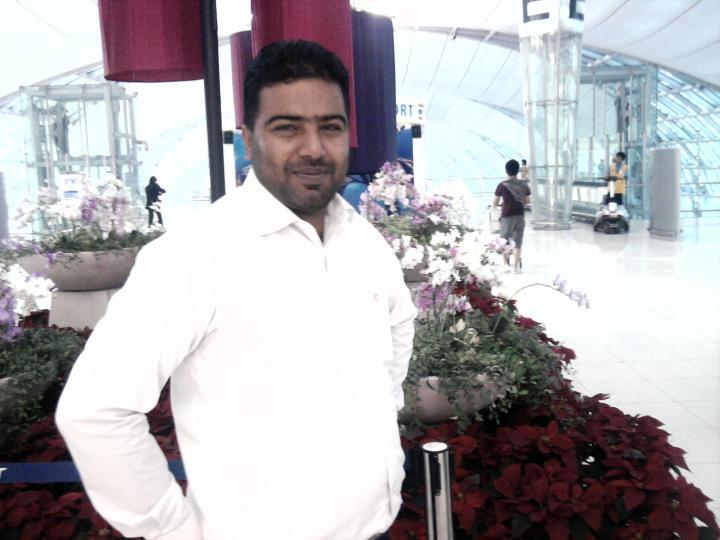 Naveed Ahmed Shakir